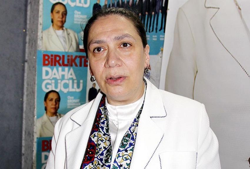 """""""HDP 'köyünüzü başınıza yıkarım' diye tehdit ediyor"""""""