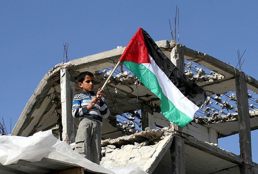 Gazze'nin yaralarını TDV sarıyor