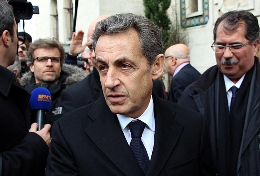 Sarkozy'e büyük şok