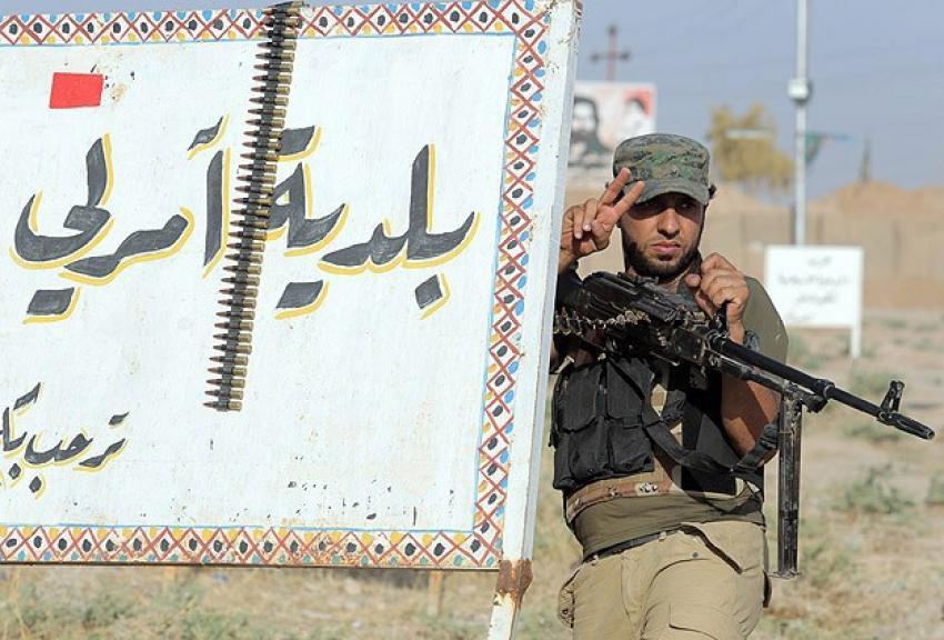 Irak'ta 25 DAEŞ militanı öldürüldü