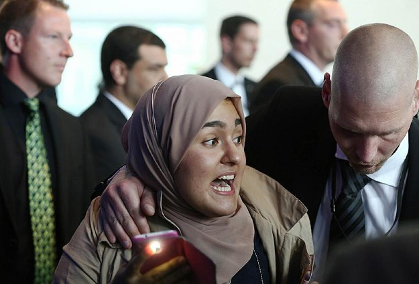 Sisi protestosu vatandaşlığını zora soktu