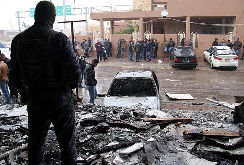 Irak'ta bombalı saldırılar: 8 ölü, 21 yaralı