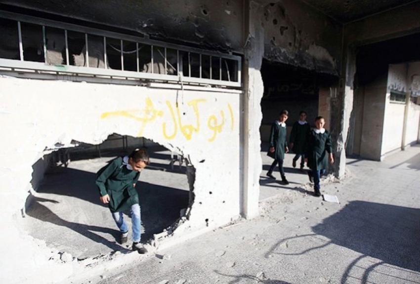 BM Gazze'li çocukların feryadını görmedi