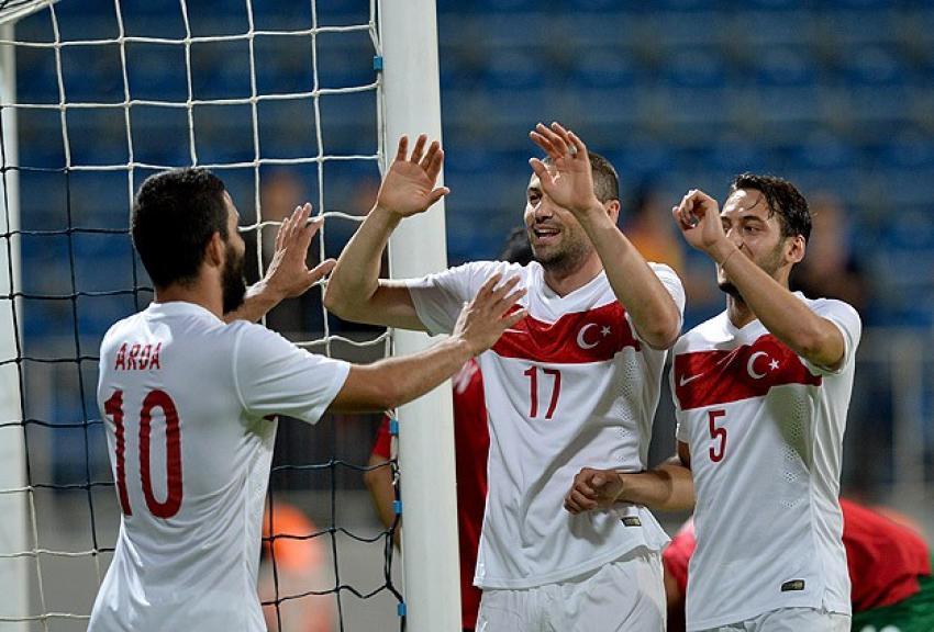 Türkiye 4 - 0 Bulgaristan