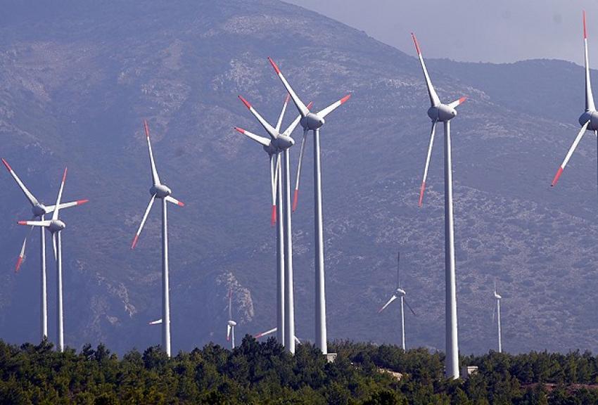 'Türkiye rüzgarda üretim üssü olabilir'