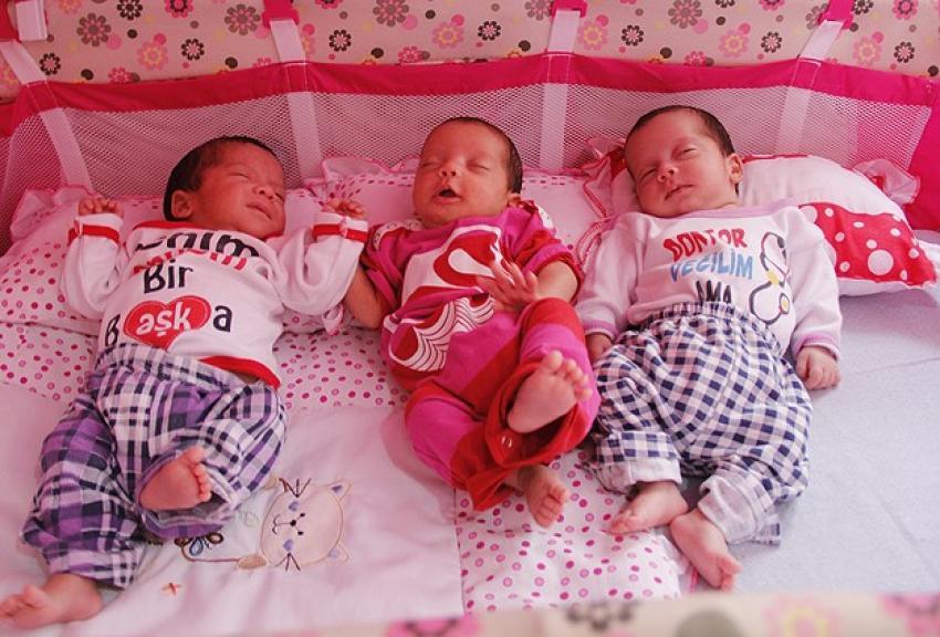 Kalp hastası bebekleri için yardım bekliyorlar