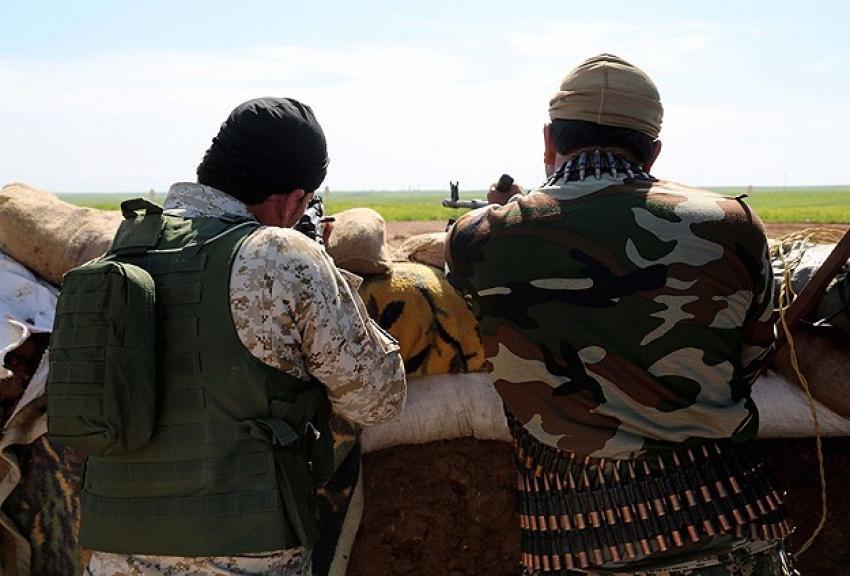 """""""Irak'ta üç yeni Peşmerge alayı kurulacak"""""""