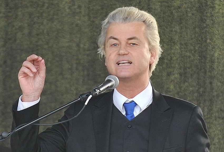 Wilders'ın hedefi  İslam