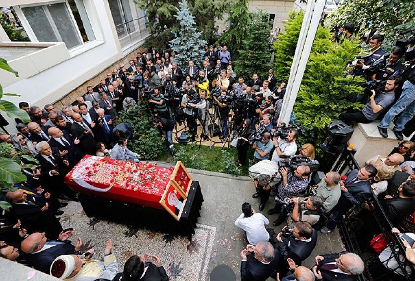 Süleyman Demirel'e veda günü