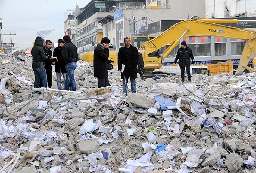 Van depreminde ikinci hapis cezası