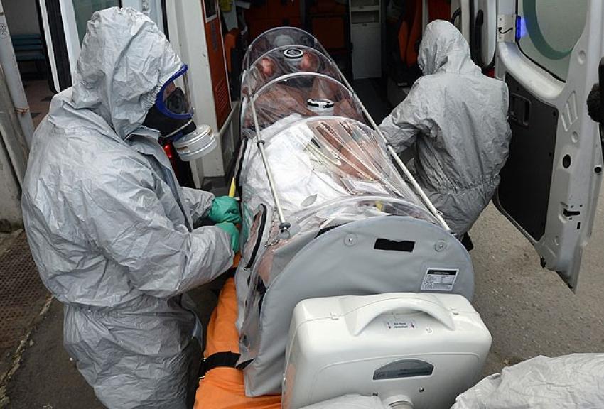 Ebola aşısı etkili değil mi?