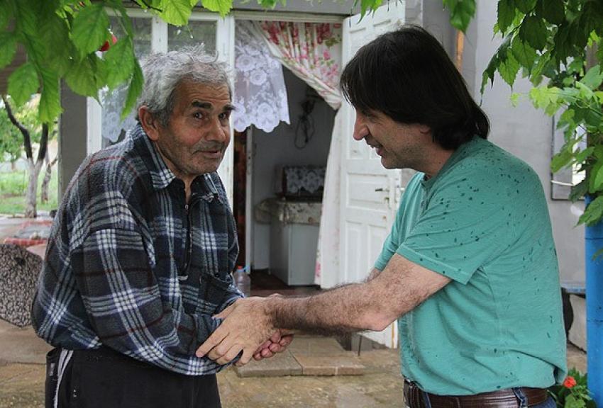 Ramazanda Kırım'daki soydaşlar unutulmadı