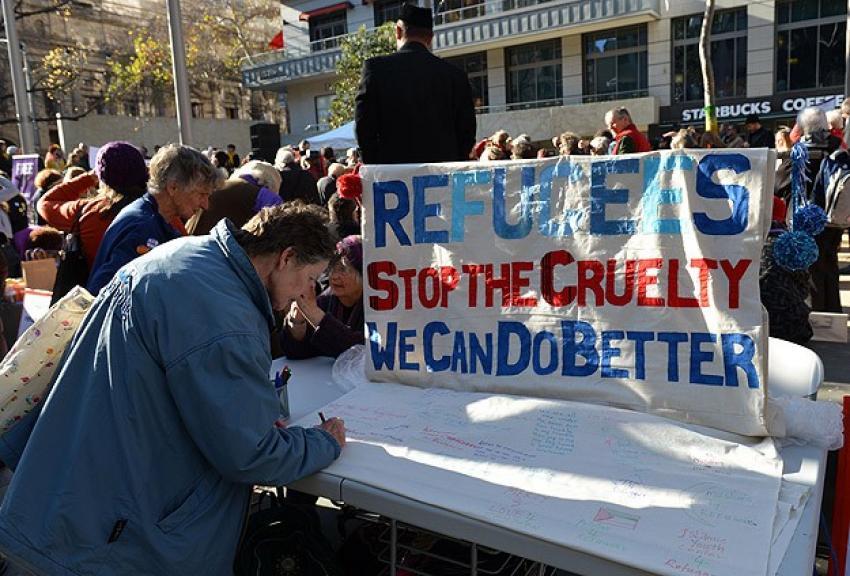 Avustralya'da Dünya Mülteciler Günü etkinliği
