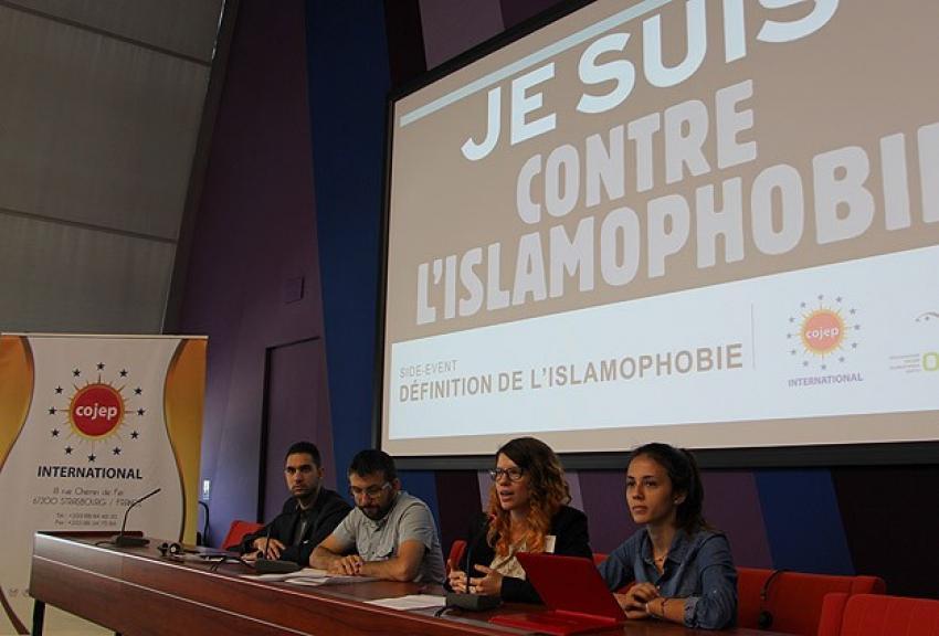 """Avrupa Konseyi'nde """"İslamofobi"""" toplantısı"""
