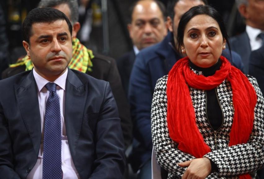 HDP Kobani'deki saldırıları kınadı