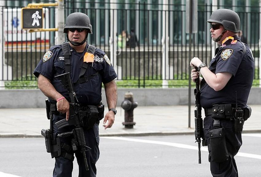 New York'ta ikinci firari de yakalandı