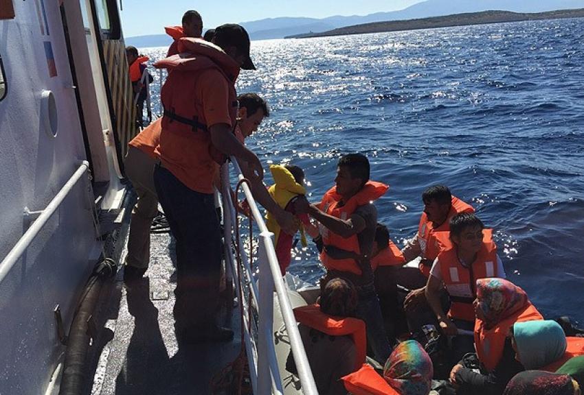 'Umuda yolculuk'ta kurtarılanların sayısı arttı