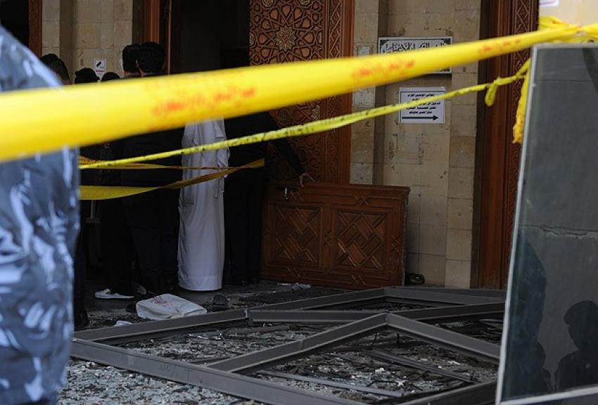 Kuveyt'teki cami saldırısında 60 gözaltı