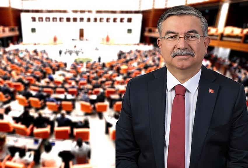 Yeni Meclis başkanından ilk açıklama