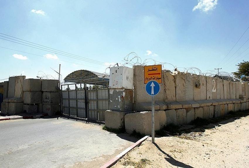 İsrail, Kerm Ebu Salim Sınır Kapısı'nı açtı