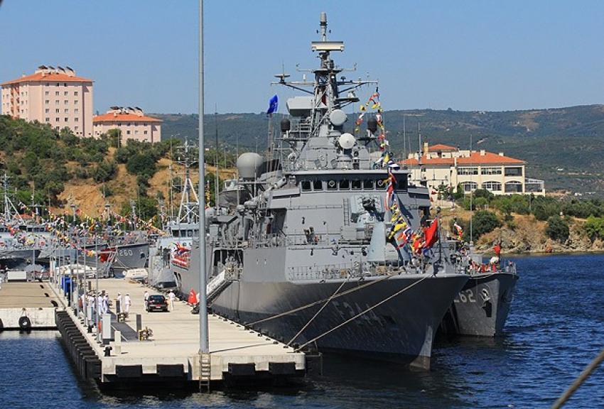 NATO'yu deniz mayınlarına karşı Türkiye koruyacak