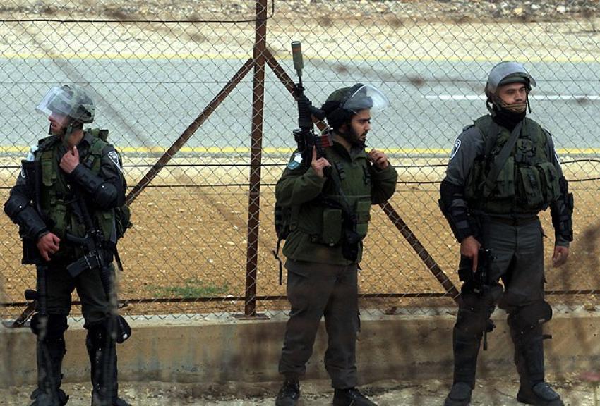 İsrail askerleri Filistinli bir genci öldürdü