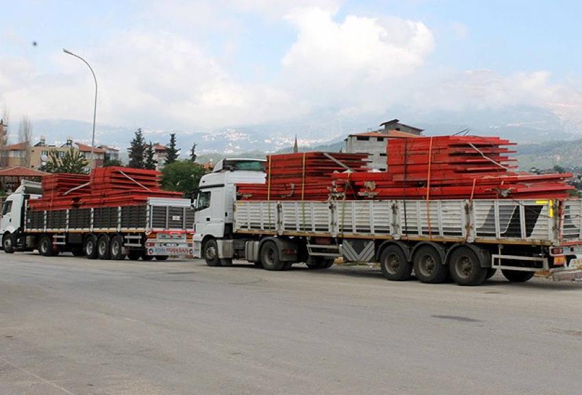 Türkmen bölgesinde 2 konteyner okul yapılacak