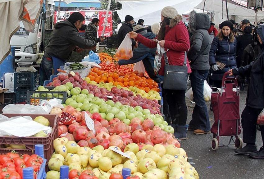 Gıda enflasyonunun ateşi söndü