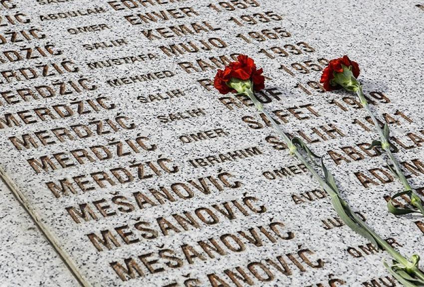 """Bosna Hersek İslam Birliğinden """"Srebrenitsa"""" bildirisi"""