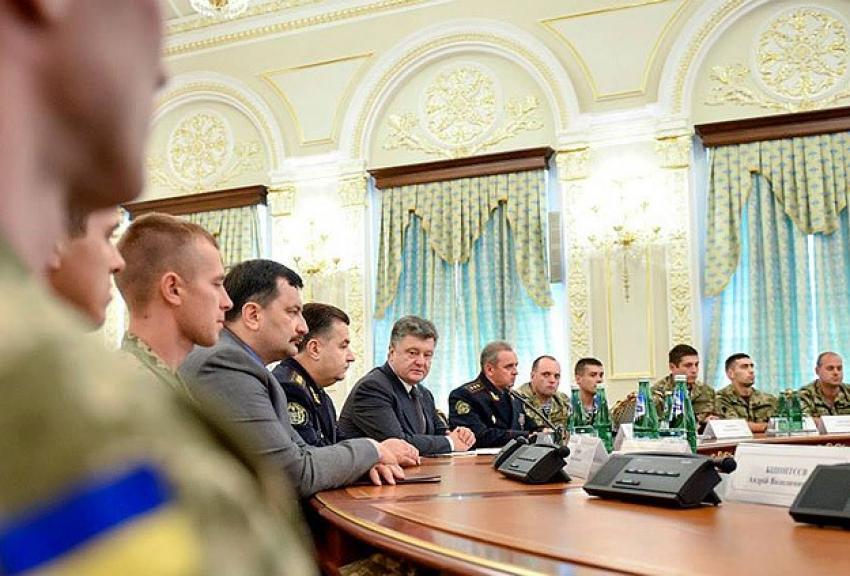 'Ukrayna'nın bir karış toprağını bile vermeyeceğiz'