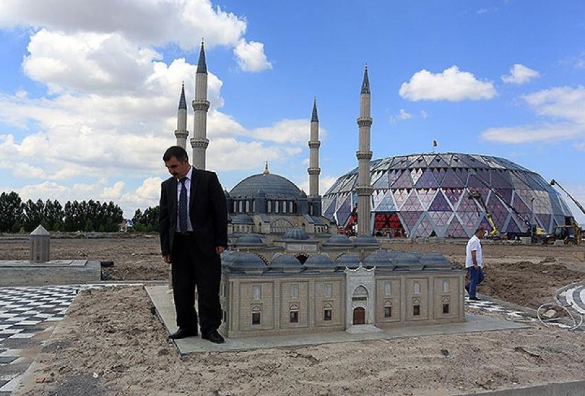 """""""Türk dünyasının miniatürk""""ü Eylül'de açılacak"""