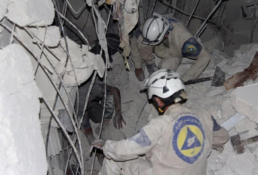 Halep'te iftar vaktinde saldırı