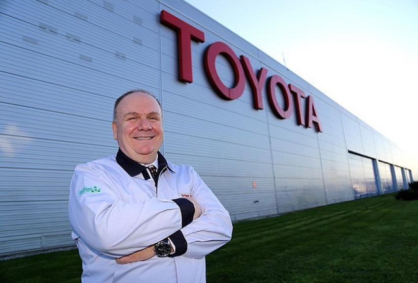 Toyota  işçi alacak