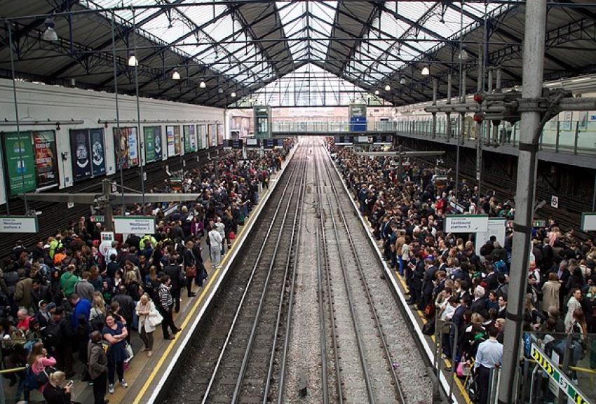 Londra metrosunda grev!