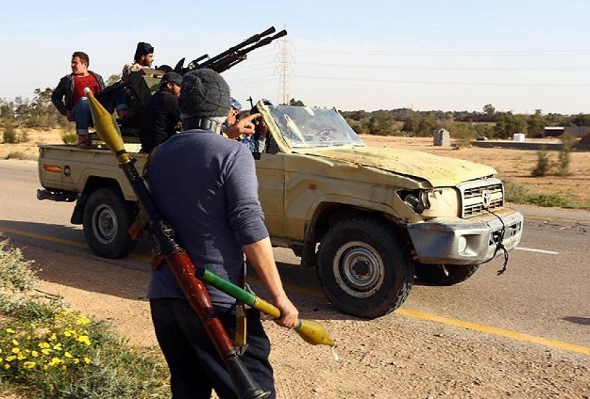 Libya'da çatışma: 20 ölü, 50 yaralı