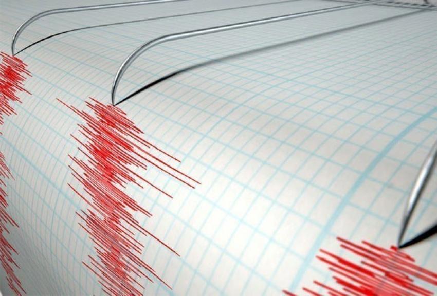Burdur'da deprem