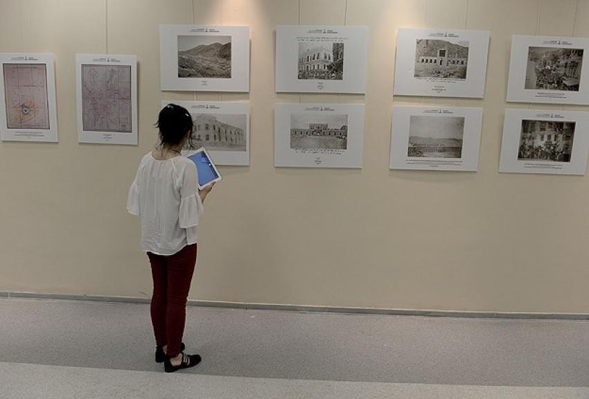 Kabe'nin 100 yıllık fotoğrafları sergileniyor!