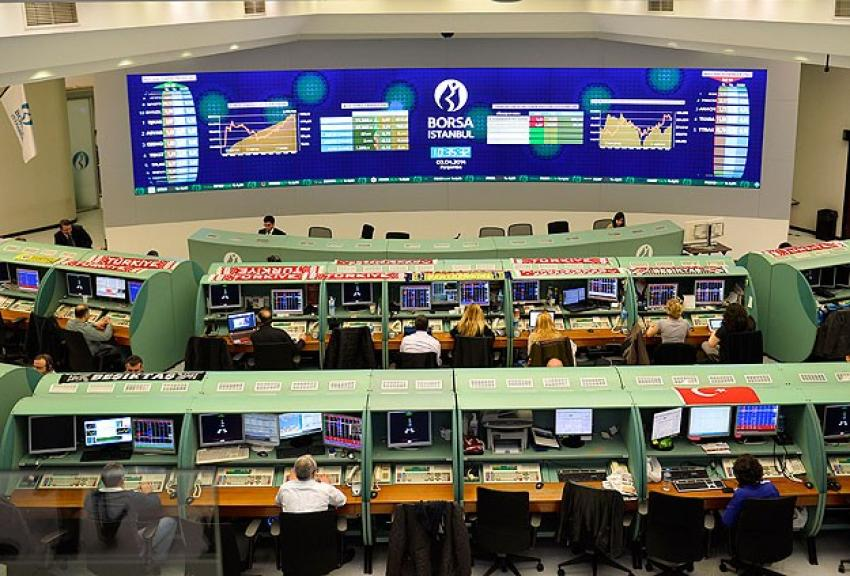 Borsa İstanbul'da ilk yarının lideri Galatasaray