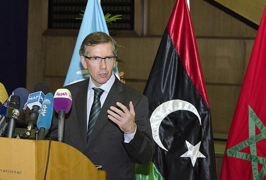 Libya'da taraflar BM'nin çözüm önerisini imzaladı
