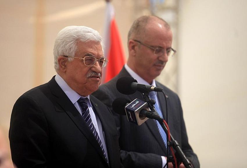 Filistin'de bayramdan sonra kabine değişikliği