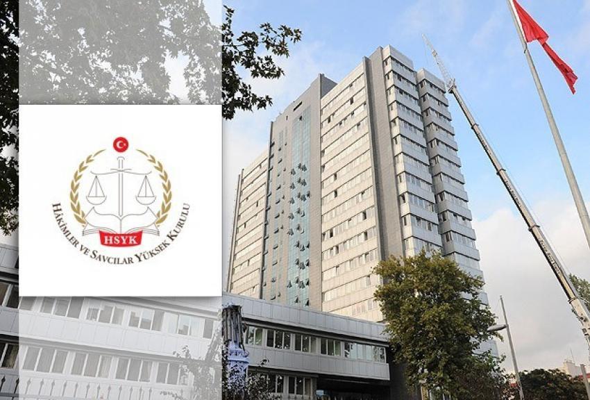 49 hakim ve savcı görevden uzaklaştırıldı