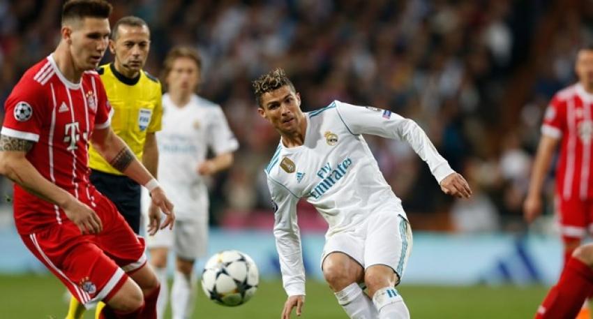 Real Madrid üst süte 3. kez finalde