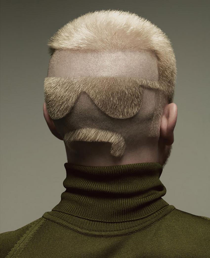 Фото парней с бритой головой 14 фотография