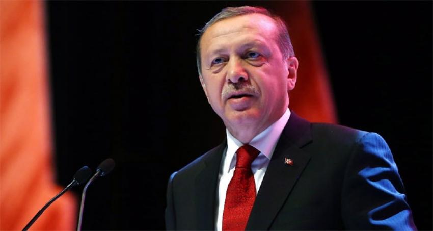 Cumhurbaşkanı Erdoğan'dan '23 Nisan Ulusal Egemenlik ve Çocuk Bayramı' mesajı