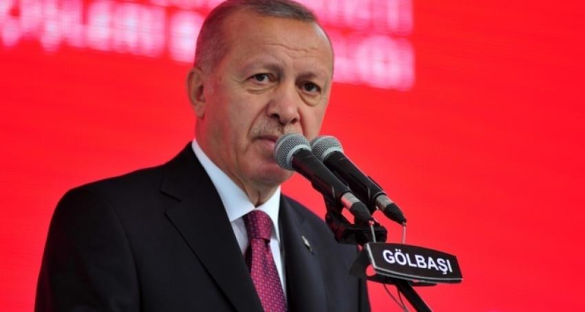 """Cumhurbaşkanı Erdoğan: """"Türkiye'nin yegane arzusu balkanların barışıdır"""""""