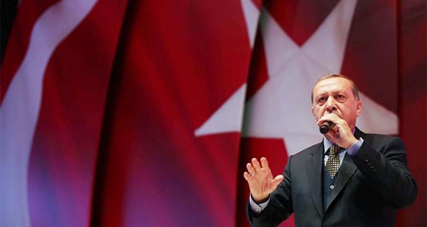 Erdoğan: 'Sen danışıklı dövüş ile kaçıp gittin'