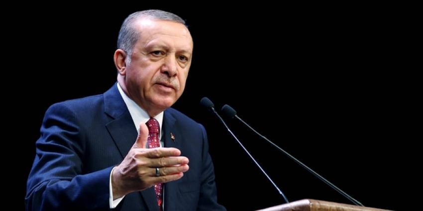 """Erdoğan: """"Böyle bir yalan makinesi görmedim"""""""