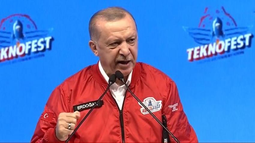 Erdoğan'dan gençlere ders gibi sözler