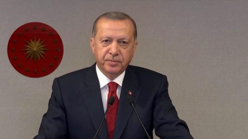 Cumhurbaşkanı Erdoğan: Para kazanmak isteyen varsa yanlış meslek seçmiştir