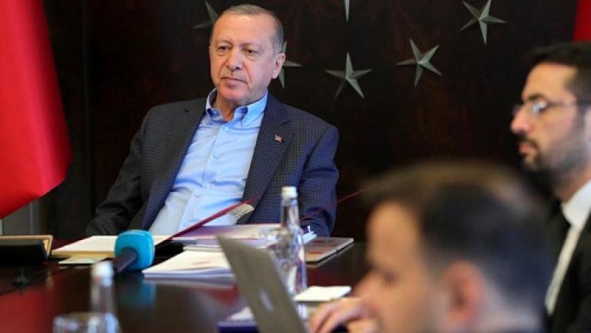 Cumhurbaşkanı Erdoğan'ın biber reçeli şaşkınlığı